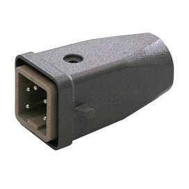 Conectores industriales (4 Polos + Tierra) 230/240V