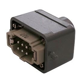 Conectores industriales 500V