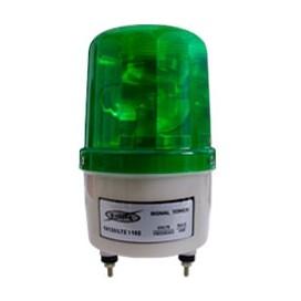 Lámpara rotativa tipo incandescente