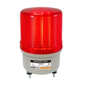 Baliza (Lámpara rotativa) tipo led Ø100mm - IP65