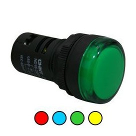 Piloto tipo led 22mm - CHINT