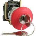 Pulsadores base métalica Ø22mm - 1 Tornillo