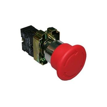 Pulsadores base métalica Ø22mm - CHINT