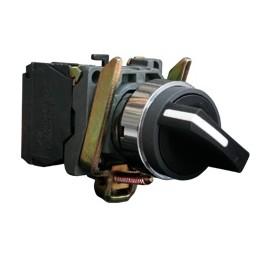 Selectores de muletilla Ø22mm - 1 Tornillo - EBCHQ
