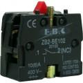 Bloque de contactos pulsador - EBCHQ