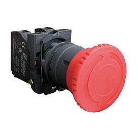 Pulsadores base Plástica Ø22mm - EBCHQ