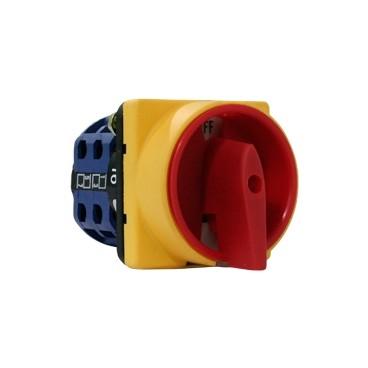 Interruptor rotativo para candado - 4 Polos