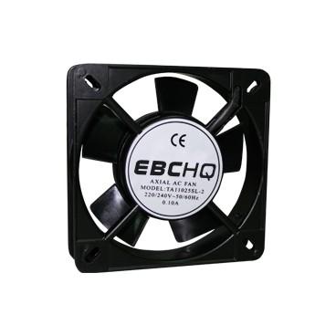 Ventilador axial de buje/balinera 110x110x25mm