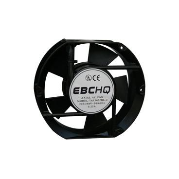 Ventilador axial de balinera 172x150x51mm
