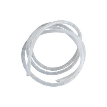 Espiral Plástico Blanco