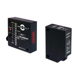 Sensor fotoeléctrico emisor-receptor de alta luminosidad - SR