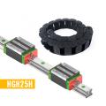 KIT de guía lineal HGR 25 - HGH25H