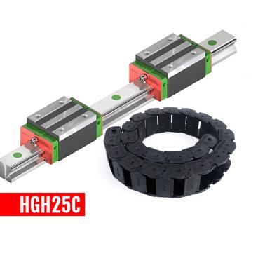 KIT de guía lineal HGR 25 - HGH25C