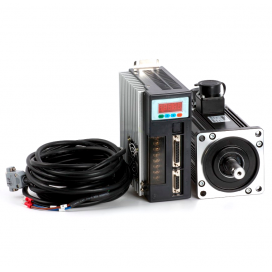 KIT CNC Servomotor AC 1 eje - Trifásico 208-230/240V