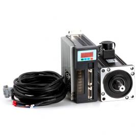 KIT CNC Servomotor AC 1 eje - Monofásico 208-230/240V