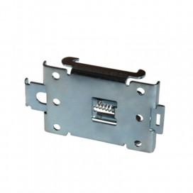 Base para disipador de montaje en riel DIN 35mm
