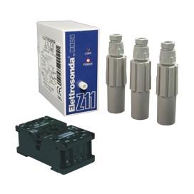 Control de nivel 3 electrodos 11 pines - sensibilidad ajustable