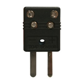 Conectores miniatura para termocupla