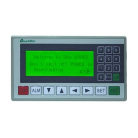 Display programable LCD HMI serie OP320