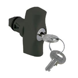 Cerradura de seguridad para cofres de termoendurecido