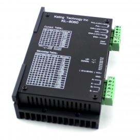 Driver motor paso a paso KL-8060 Digital bipolar 24-80VDC/6A - DSP 32 bits