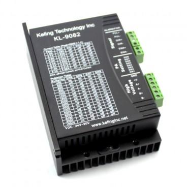 Driver motor paso a paso KL-9082 bipolar 24-80VDC/8.2A