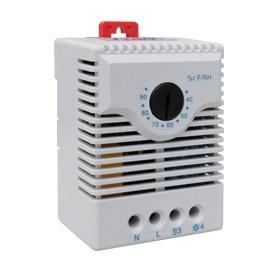 Higrostato electromécanico 35 a 95% HR IP20