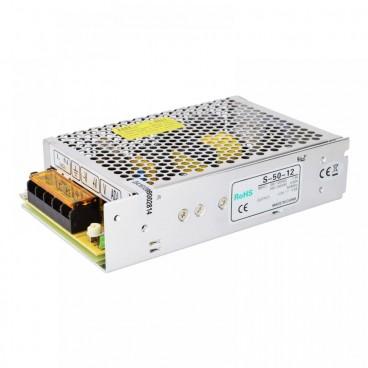 Fuente de poder 50W 4.2A 115/230V para motor paso a paso