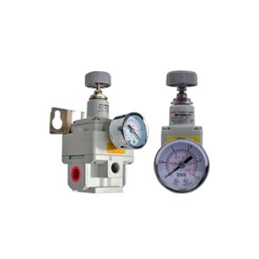Reguladores de presión de precisión