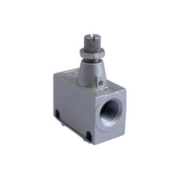 Válvula de control de flujo en línea AS