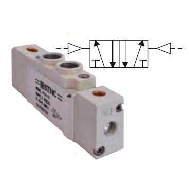 Micro-válvula direccional neumática 5/2 SERIE FYA-D