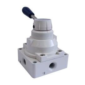 Valvula rotativa - Serie 4HV