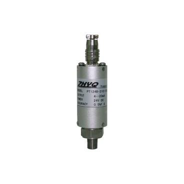 """Sensor de presion industrial 1/4"""" NPT - ajuste zero y span"""