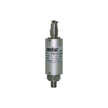 """Sensor de presion industrial - vacio 1/4"""" NPT - con ajuste"""