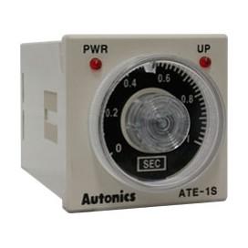 Temporizador Al trabajo - varios rangos 110/220VAC - 48x48mm