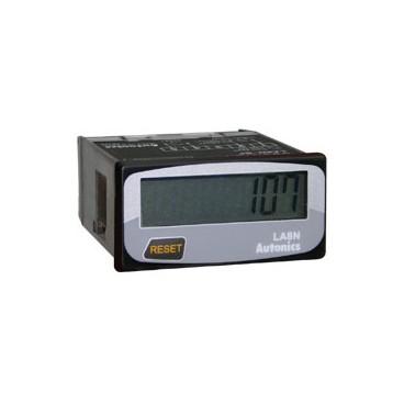 Contador totalizador 8 dígitos Batería interna