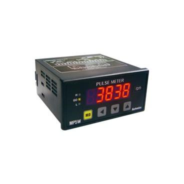 Medidor de pulsos 5 dígitos 100-240VAC 48x96mm