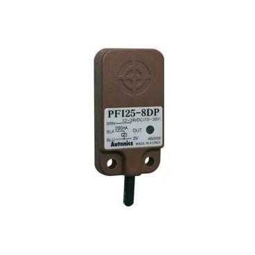 Sensor de proximidad inductivo Plano - Tipo cable - Cuerpo plástico