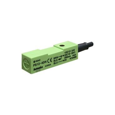 Sensor de proximidad inductivo Rectangular - Tipo cable - Cuerpo plástico