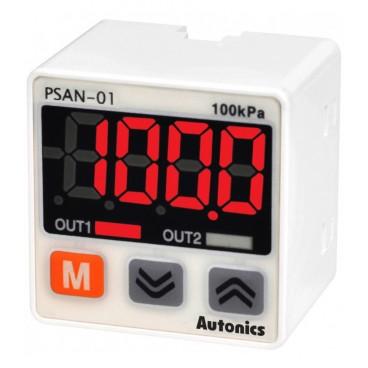 """Sensor de presion 1/8"""" NPT Display LED 4½ dígitos"""