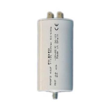 Condensadores para marcha de motores eléctricos