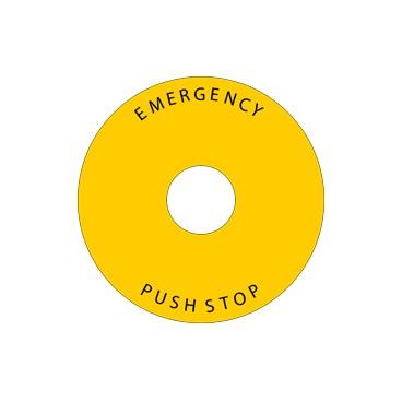Accesorios pulsadores de emergencia Ø 22mm