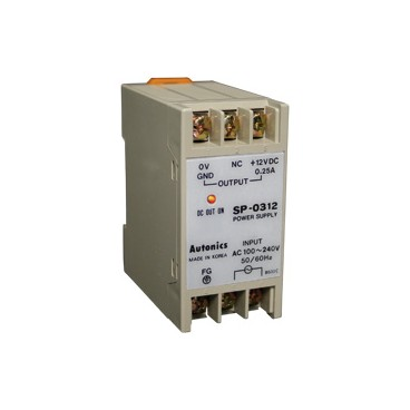 Fuente switcheada - riel DIN - 3W Protección por sobrecarga
