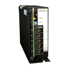 Fuente switcheada - riel DIN - 30 ó 50 ó 100W Protección por sobrecarga y corto circuito