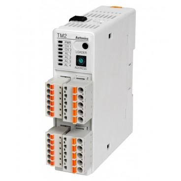 Controlador de temperatura modular
