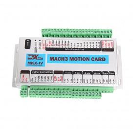 Tarjeta de control de movimiento CNC Mach3-MKX-IV