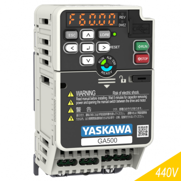 VARIADOR YASKAWA GA500 220V