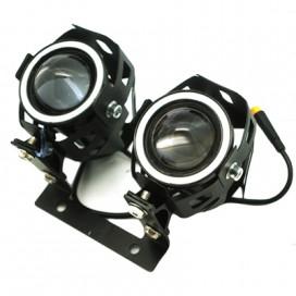 Luz Frontal LED Grande para Scotter 3200W