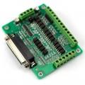 Breakout Board KL-DB25 Opto-aislada