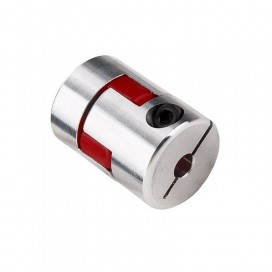 Acople flexible en aluminio 5 x 14 mm.